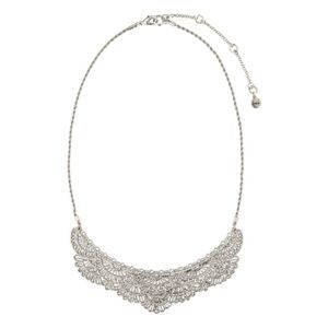 Chloe + Isabel Queen's Lace Necklace